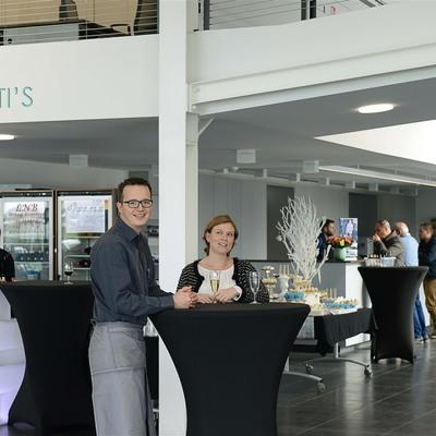 Sacchetti's - Event Mercedes Mechelen