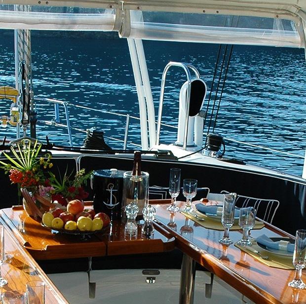 Sacchetti's - Boat parties